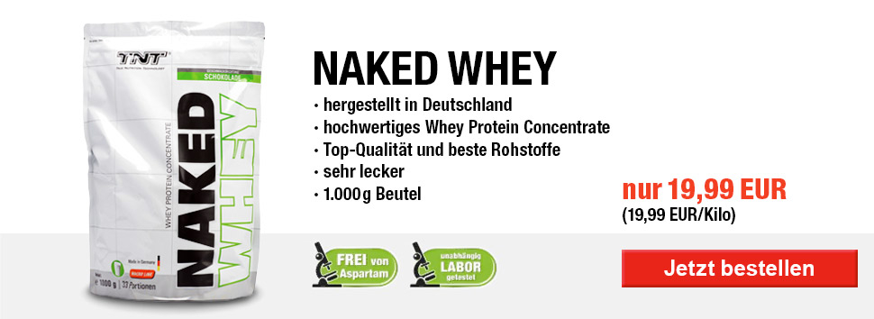 TNT Naked Whey